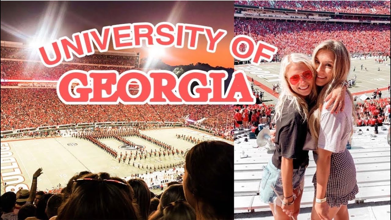 WHAT I LOVE & HATE ABOUT UGA!! (from an out of state student)