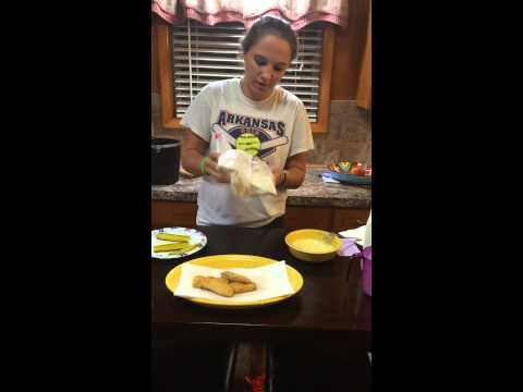 Demonstration Speech How to Make Fried Pickles