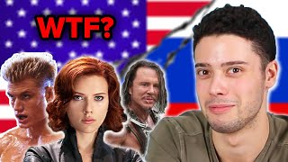 Download Russians React to Russian Film and TV Characters Video