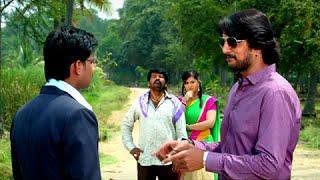 Hilarious Comedy Scene - Maanikya - Kicha, Ranya Rao - Hit Comedy Scene