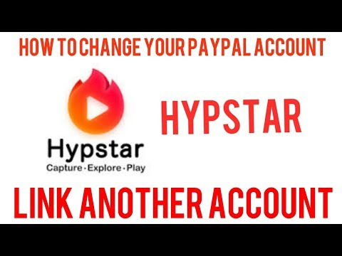How to Change Paypal account in Hypstar ll link another paypal account || Tech Friends