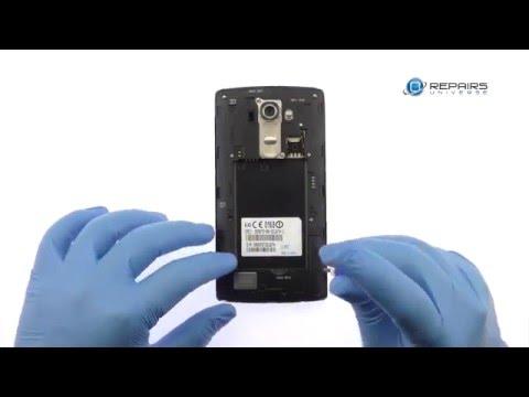 LG G4 Take Apart Repair Guide - RepairsUniverse