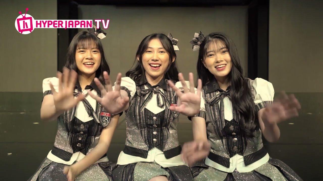 Download JKT48 Christy, Jessi and Fiony Interview [HYPER JAPAN TV] MP3 Gratis
