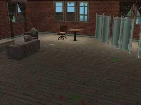 Sims 2 mini mall apts