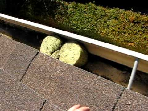 Gutter Cleaning Tricks and Secrets Tips Safe and Easy. Los Angeles Raingutter Cleaning
