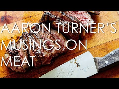 Chef Aaron Turner Talks About Cooking On Open Fire