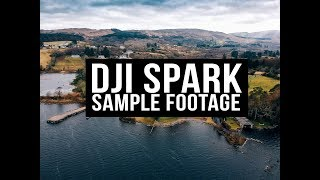 DJI Spark Sample FootageJVUQ2