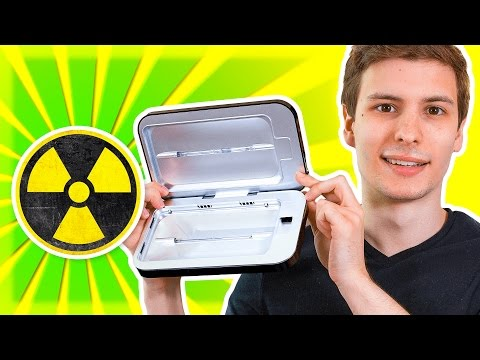 Nuke Bacteria on Your Phone - UV Phone Sanitizer Review