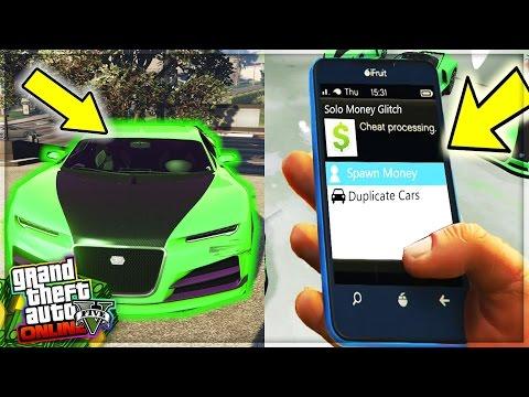 Como Ficar Rico ($1,000,000,000) em 1 minuto em GTA 5 Online!! (GTA 5 Hack De Dinero Infinito!)