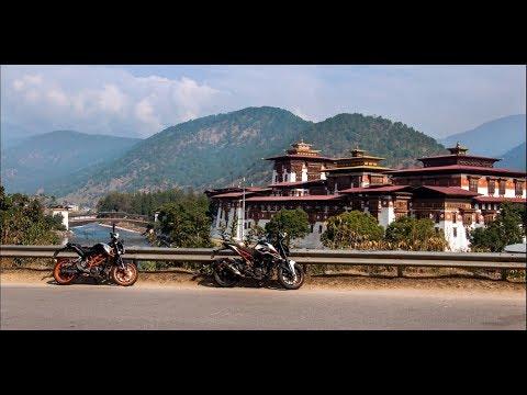 Bike Ride To Bhutan |  Day 1-4 | Bangalore to Kolkata