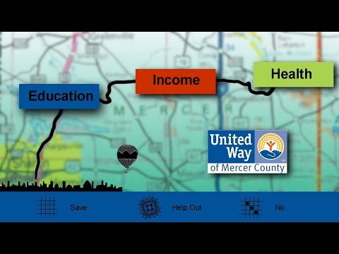 United Way of Mercer County 2016 Campaign
