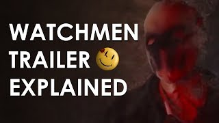 Download WATCHMEN: Teaser Trailer Explained | Things You Missed & Easter Eggs Video