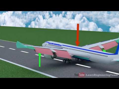 كيف تحلّق الطائرة