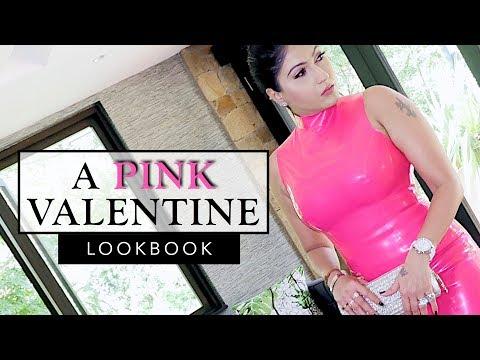MY PINK VALENTINES   Sonal Maherali