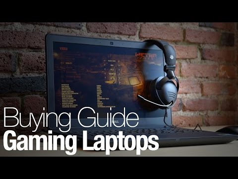 What to know before you buy a gaming laptop