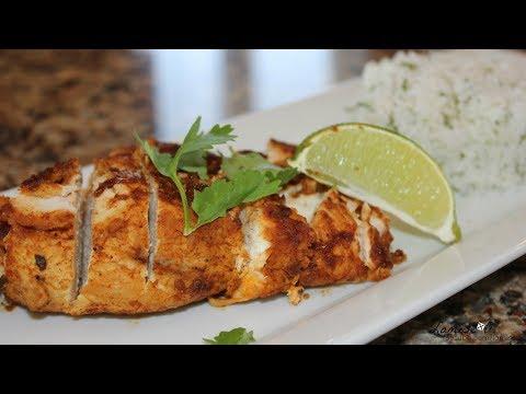 Taco Seasoned Chicken Breast | Easy Chicken Breast Recipe | Episode 124