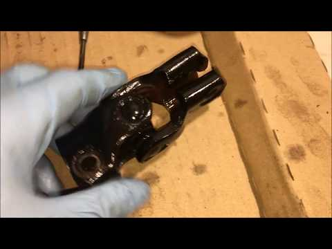 Sealed Bearing Restoration,  Flushing and Recharging using vacuum pump