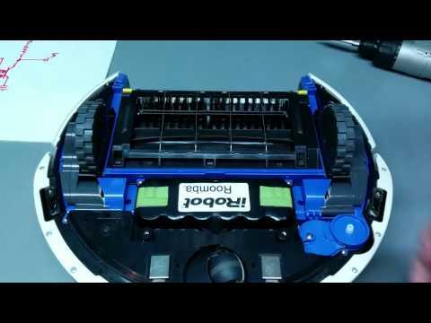Roomba Bumper Repair