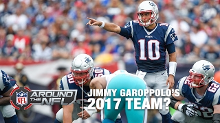 Where Will Jimmy Garoppolo be playing in 2017? | NFL | ATN