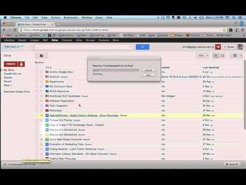 9   Google Drive Reinstall