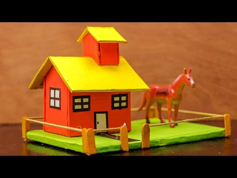 How To Make a Paper House