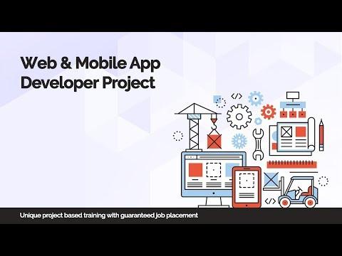 Web & Mobile App Developer Project -  iTeLearn