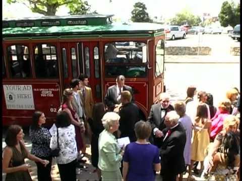 Wedding Trolley Tulsa, OK