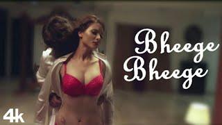 Bheege Bheege (Full Video) Song   Deepanse Garge & Sezal Sharma   Ankit Tiwari, Sunidhi Chauhan