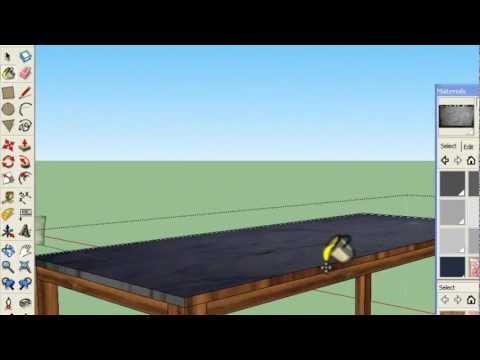 SKETCHUP TUTORIAL: Advanced texturing