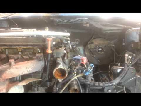 How to Change Replace Lower Bottom Lambda Sensor Oxygen Sensor Peugeot 206