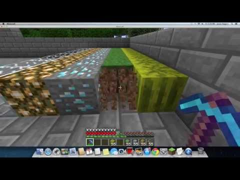 Minecraft Silk Touch Pickaxe