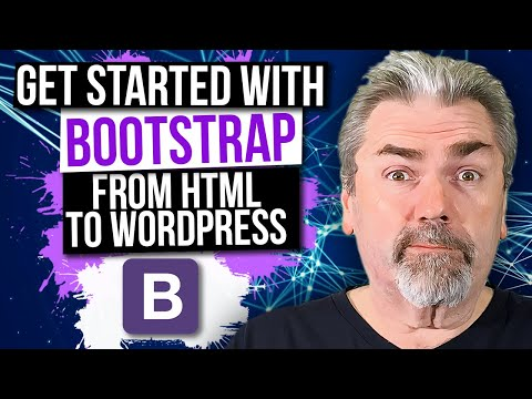 Learning Bootstrap - From HTML to Wordpress Theme on Udemy - Official