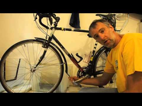 Remove Bike Pedals With Allen Wrench