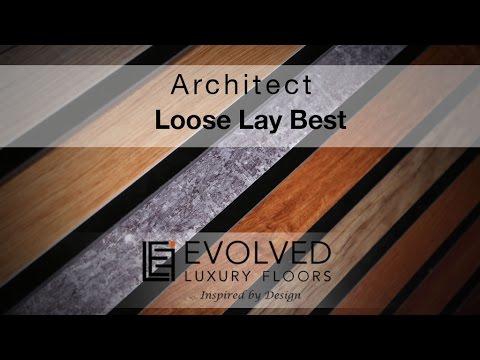 Architect Best Loose Lay Vinyl Planks - Karndean LooseLay 2