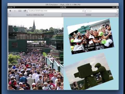Photo Book iPad