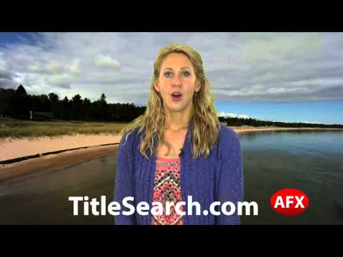 Property title records in Mason County Michigan   AFX
