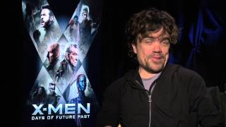Download X-Men Days Of Future Past: Peter Dinklage Interview Video