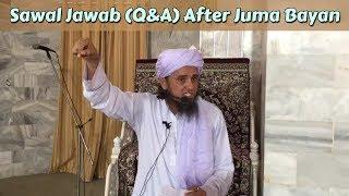 Sawal Jawab Session By Mufti Tariq Masood