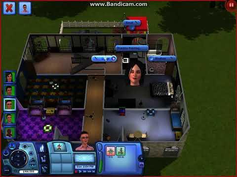 Sims 3 - Newton Family, Part 2