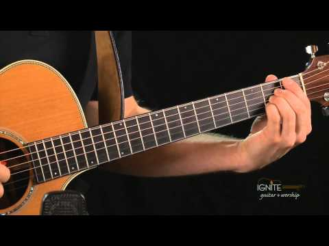 How to Play A Major Chord - Learn Acoustic Guitar Beginner Video Lesson