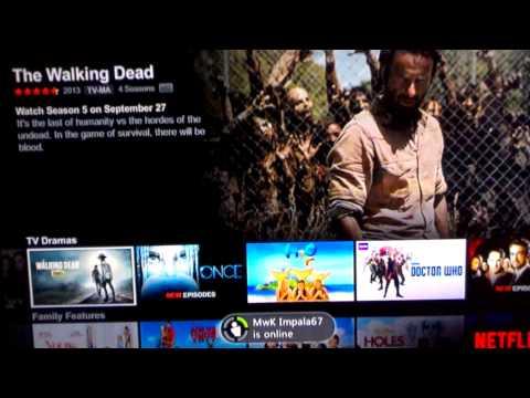 Netflix app on my Xbox!