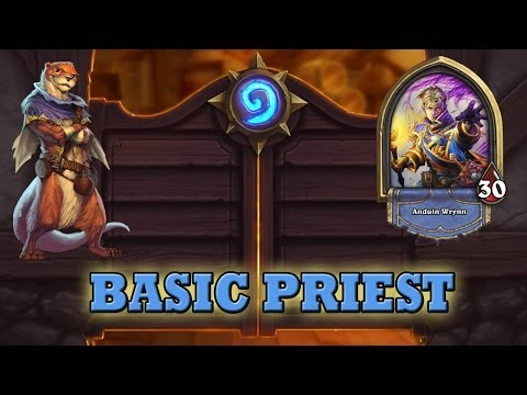 Hearthstone Deck Guide - Starter Priest (Basic Cards Only)