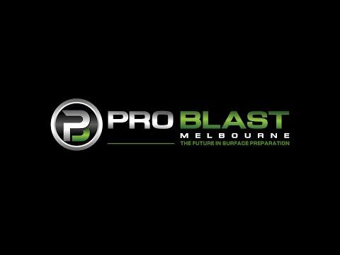 Pro Blast Melbourne - What we do.....