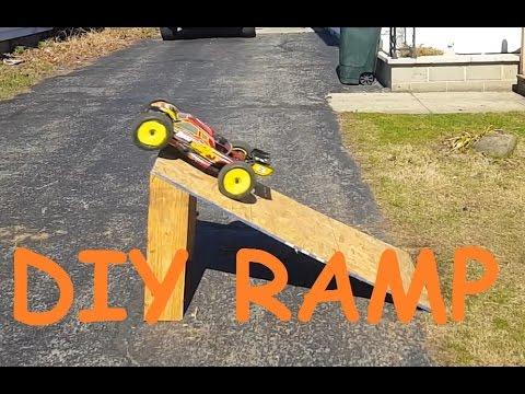 Big RC Ramp DIY