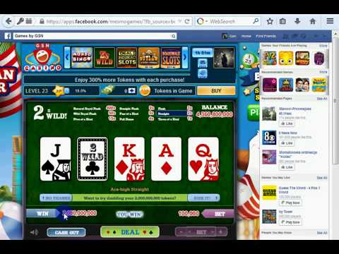 Games by GSN How to add coins for free