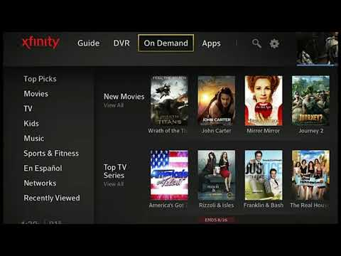 Netflix adds 4K streaming for Comcast Xfinity X1 users