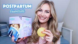 Postpartum Essentials! | Anna Saccone