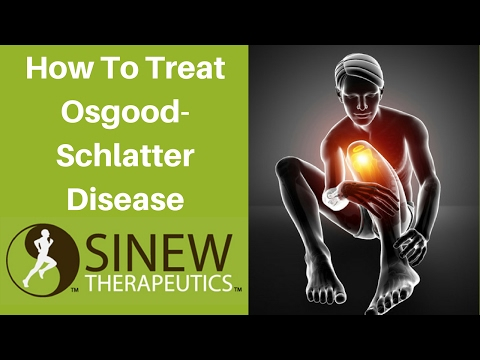 How To Treat Osgood-Schlatter Disease and Speed Recovery