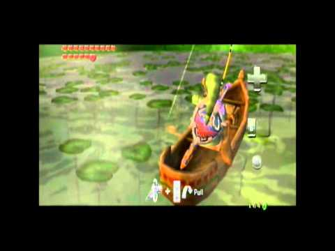 Let's Play Twilight Princess (Wii) -91- The Hylian Loach