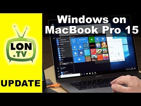 Windows 10 on MacBook Pro 15 vs. Dell XPS 15 - Head to Head Gaming Comparison